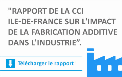 L'impact de la fabrication additive dans l'industrie